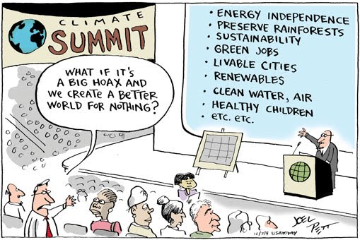 climate change comic