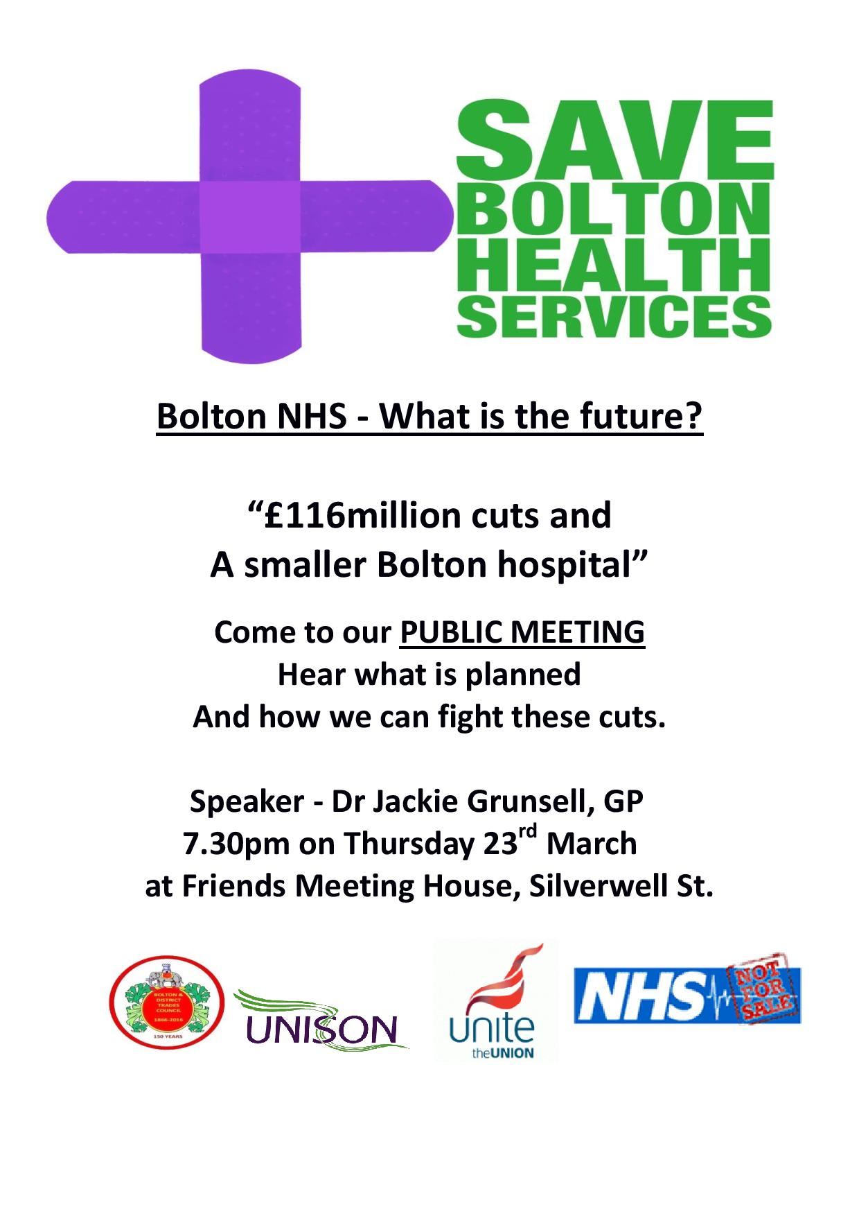 Bolton NHS Mar2017