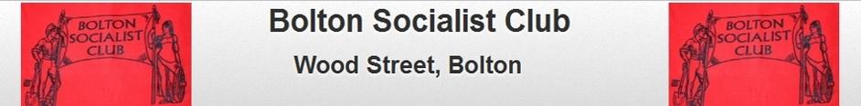 Bolton Socialist Club